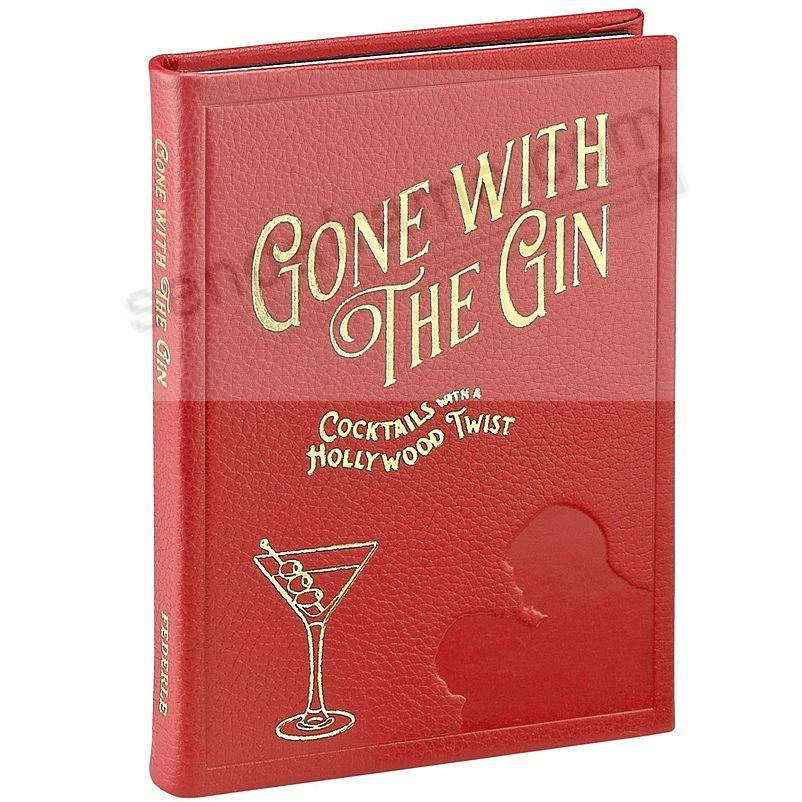 GONE WITH THE GIN special edition in fine French Full-Grain Leather