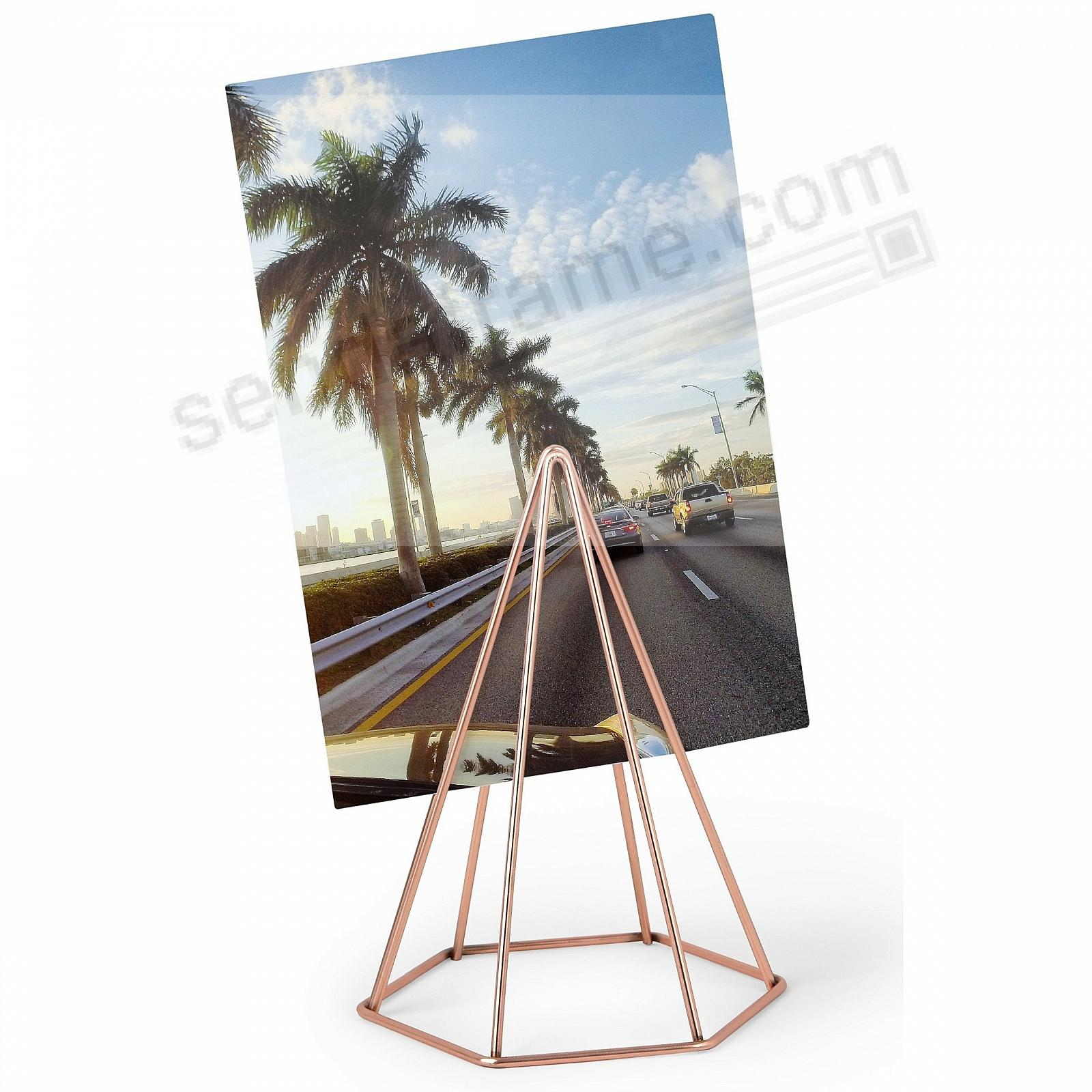 The Original PEAK Copper Photo/Memo Holder by Umbra®