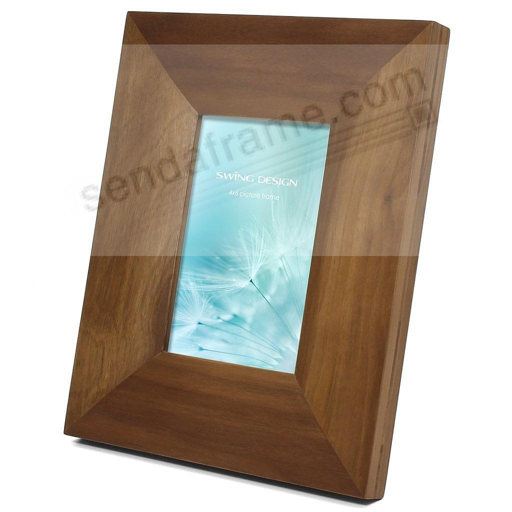 The ARTISAN Brown Solid WALNUT 4x6 frame by Swing Design®