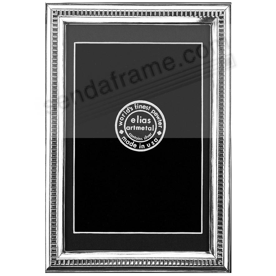 ESCALATOR Fine Pewter 5x7/4x6 frame by Elias Artmetal®