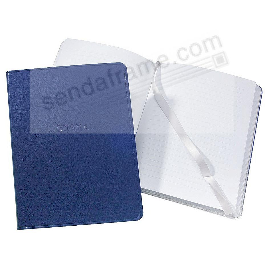Vivid-Blue Eco-leather 9in Large Journal by Graphic Image™