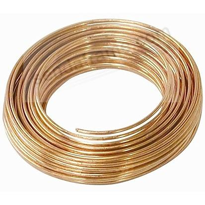 Copper Hobby Wire - 18 Gauge / 25 ft. by OOK®