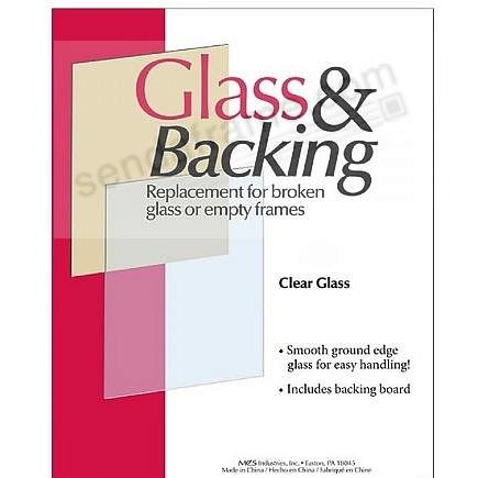 GLASS AND BACK 8x10 Replacement Kit by MCS