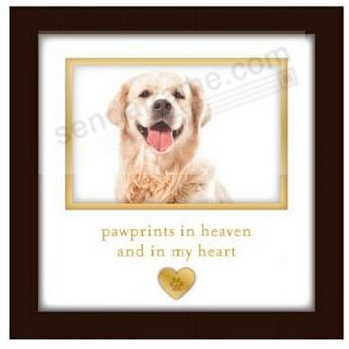 Pet Memorial Frame by Pawprints®