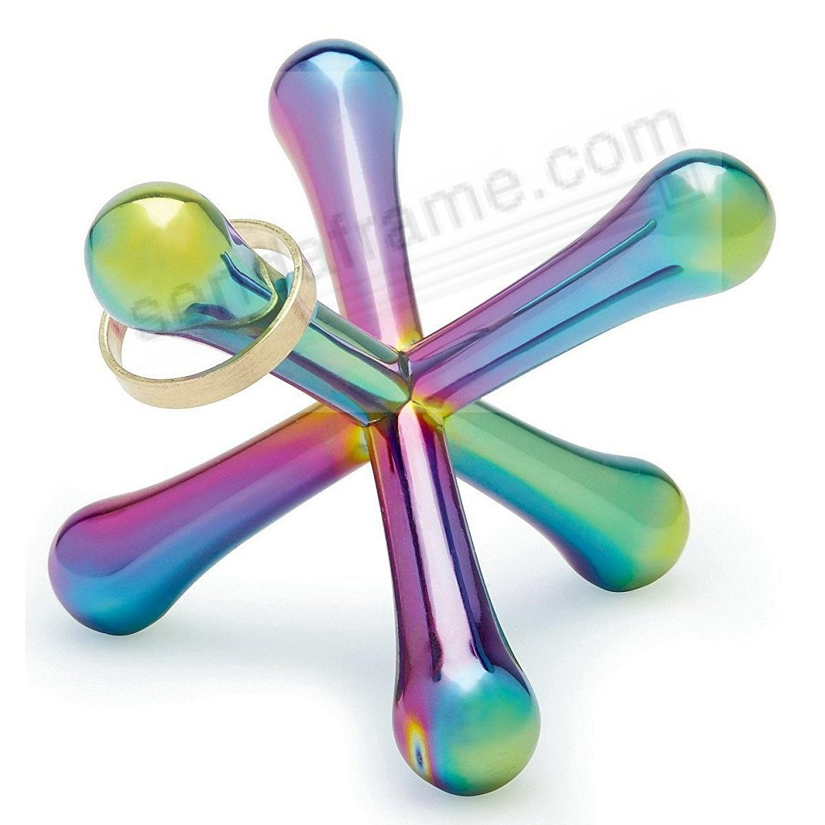 The JACKS RING HOLDER Rainbow by Umbra®