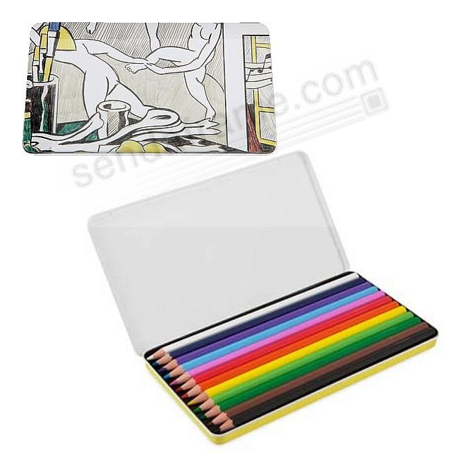 The Original ARTIST PENCIL SET (12) by MoMA®