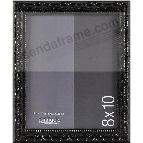 BLACK EMBOSSED 8x10 frame by Pinnacle®