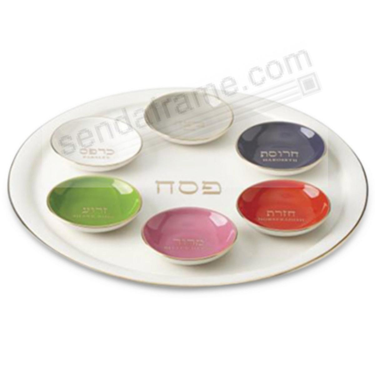 THE OAK STREET SEDER PLATE by kate spade new york®