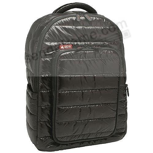 SKÜTR® PUFFY BACKPACK + TABLET BAG - Black®