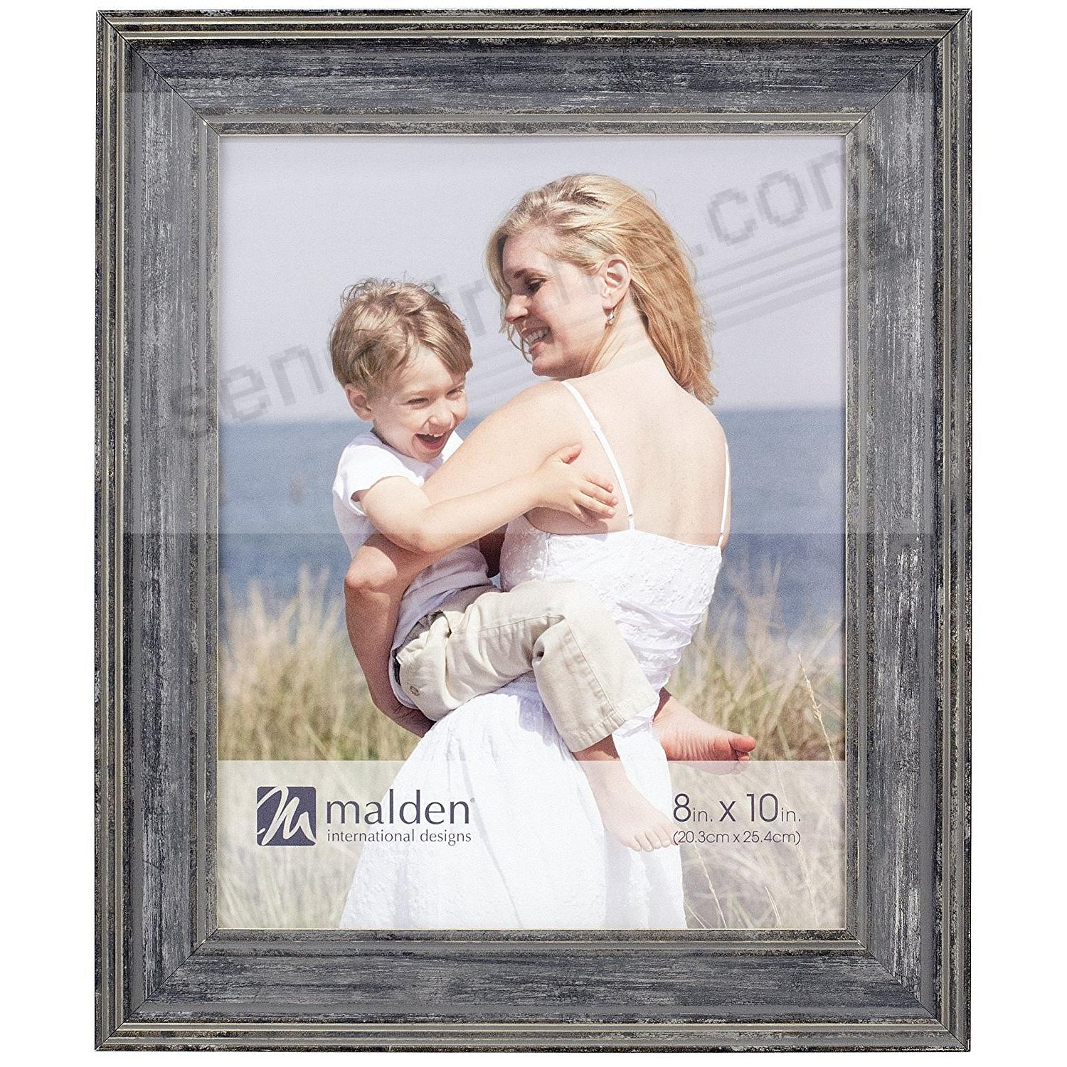 Watercolor GRAY 8x10 frame by Malden®