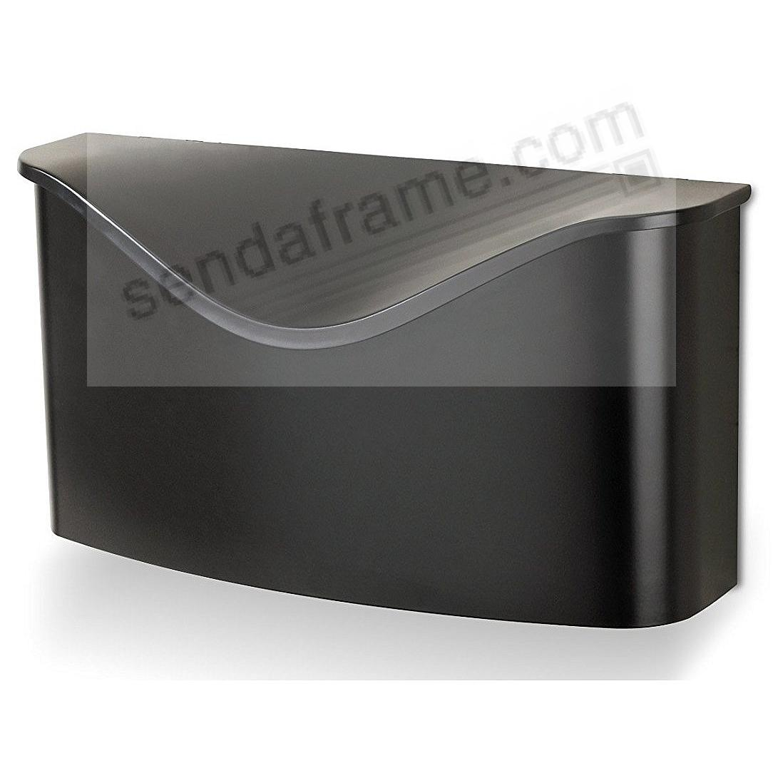 The Original POSTINO MAILBOX Black by Umbra+®