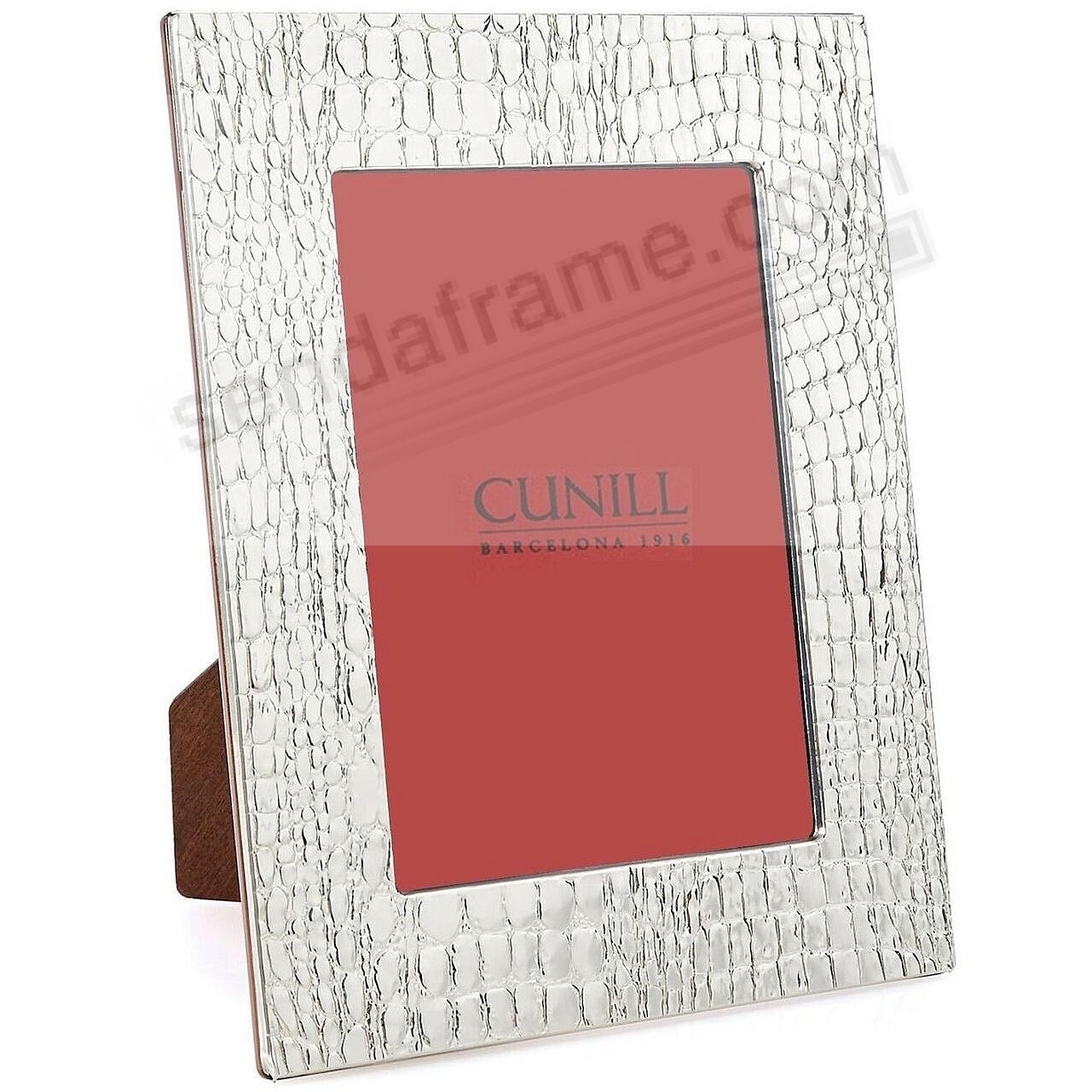 The GLADES Series fine Sterling Silver Frame by Cunill®