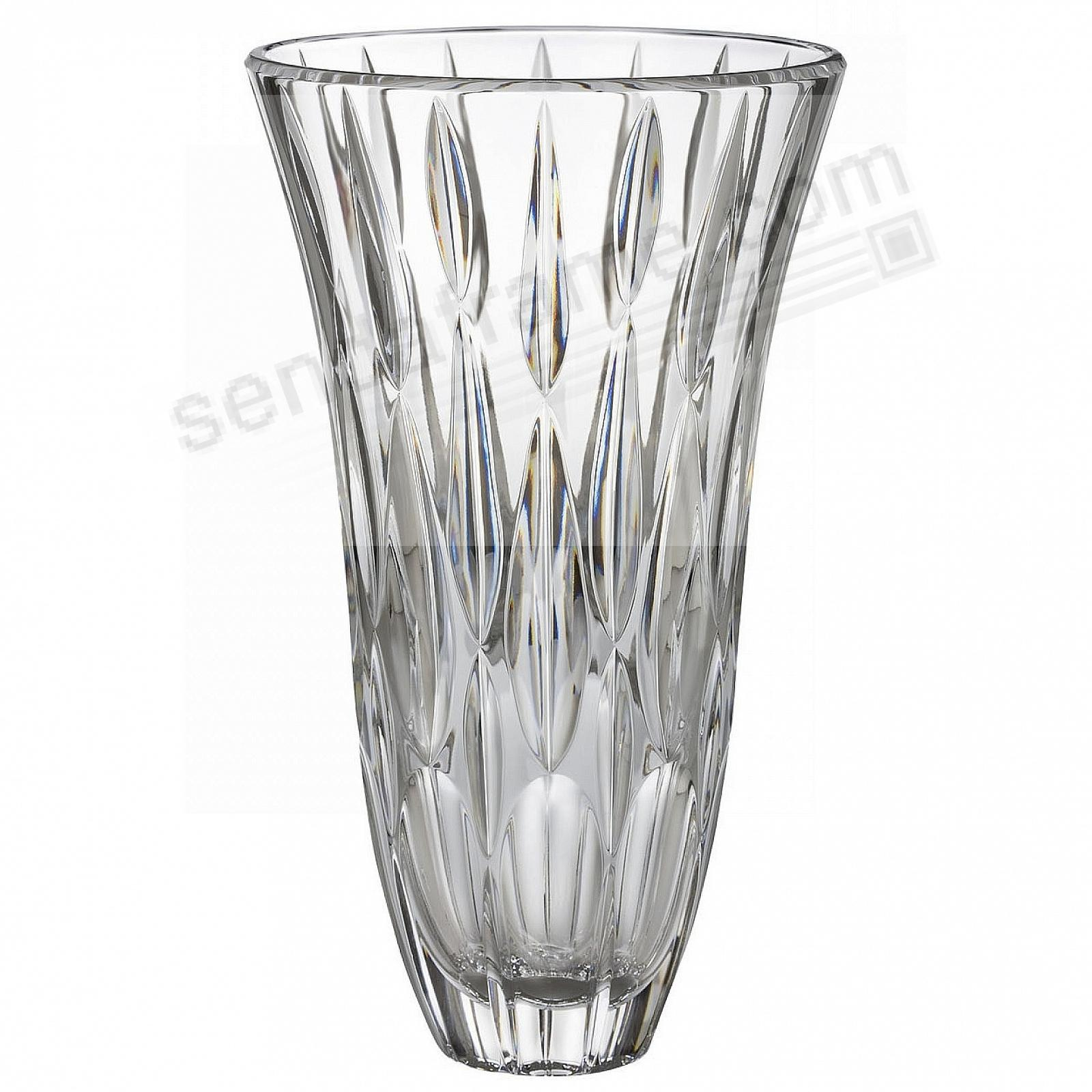 The Original RAINFALL 11inch Crystal Marquis by Waterford® Vase