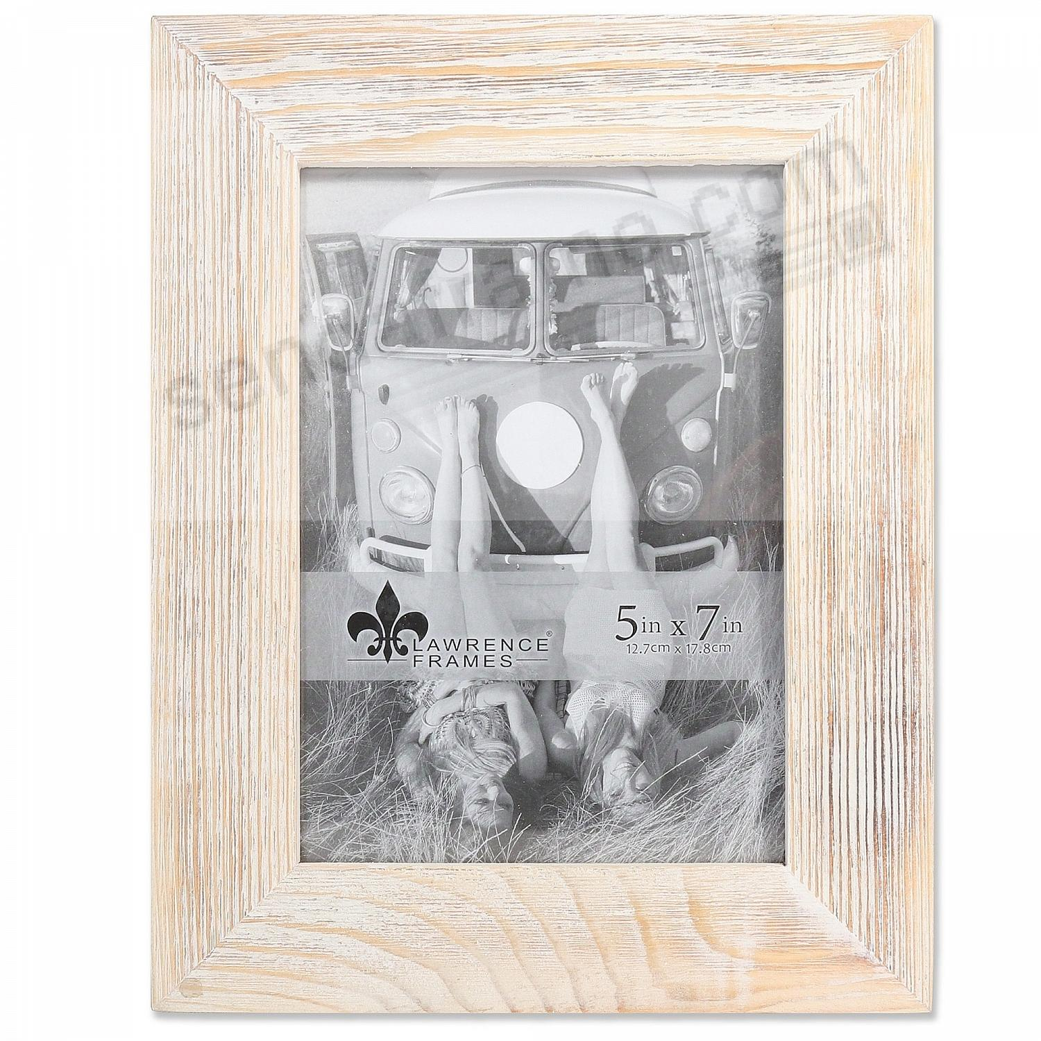 Weathered SARASOTA Natural Wood frame by Lawrence®