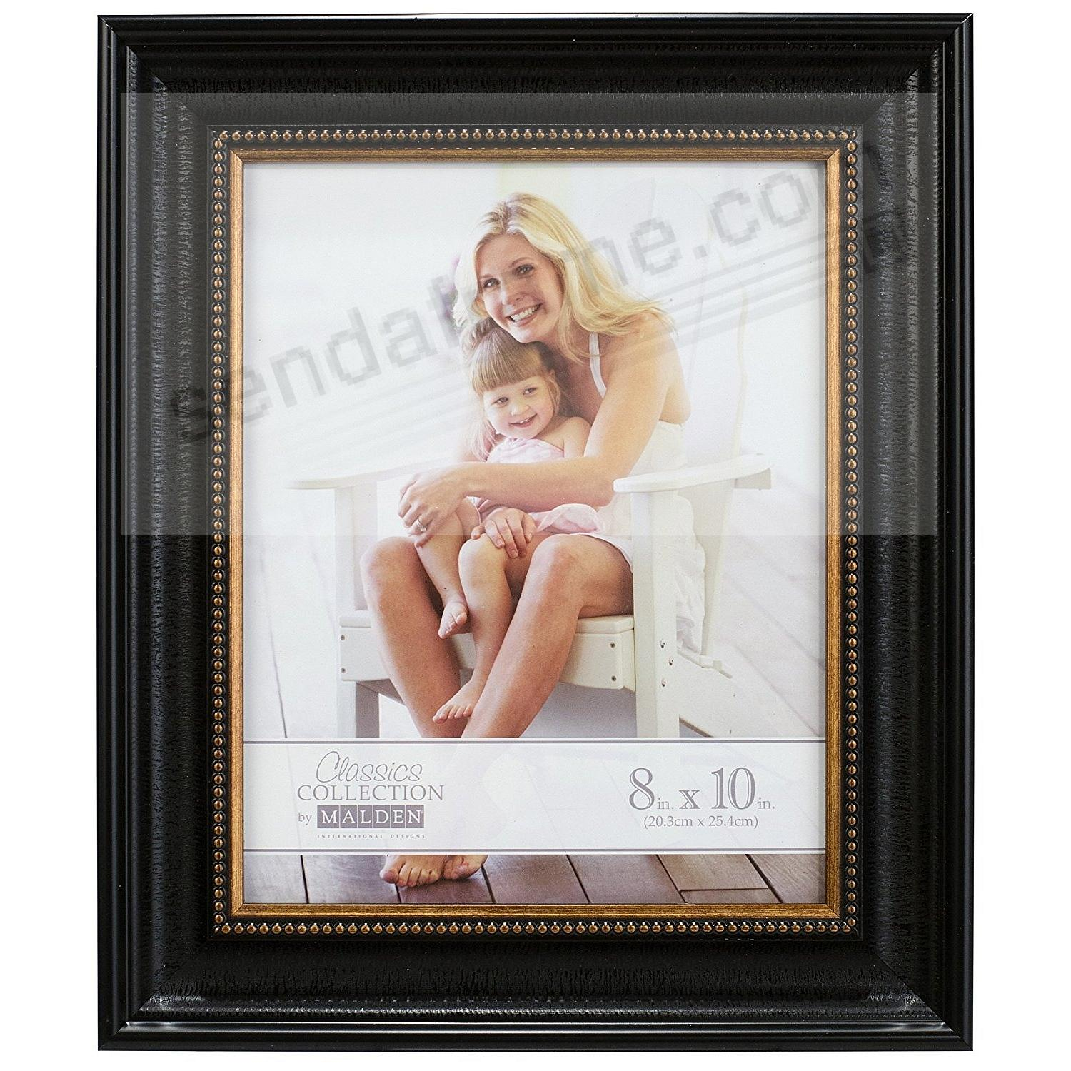 CLASSIC BLACK+BRONZE WIDE 8x10 by Malden®