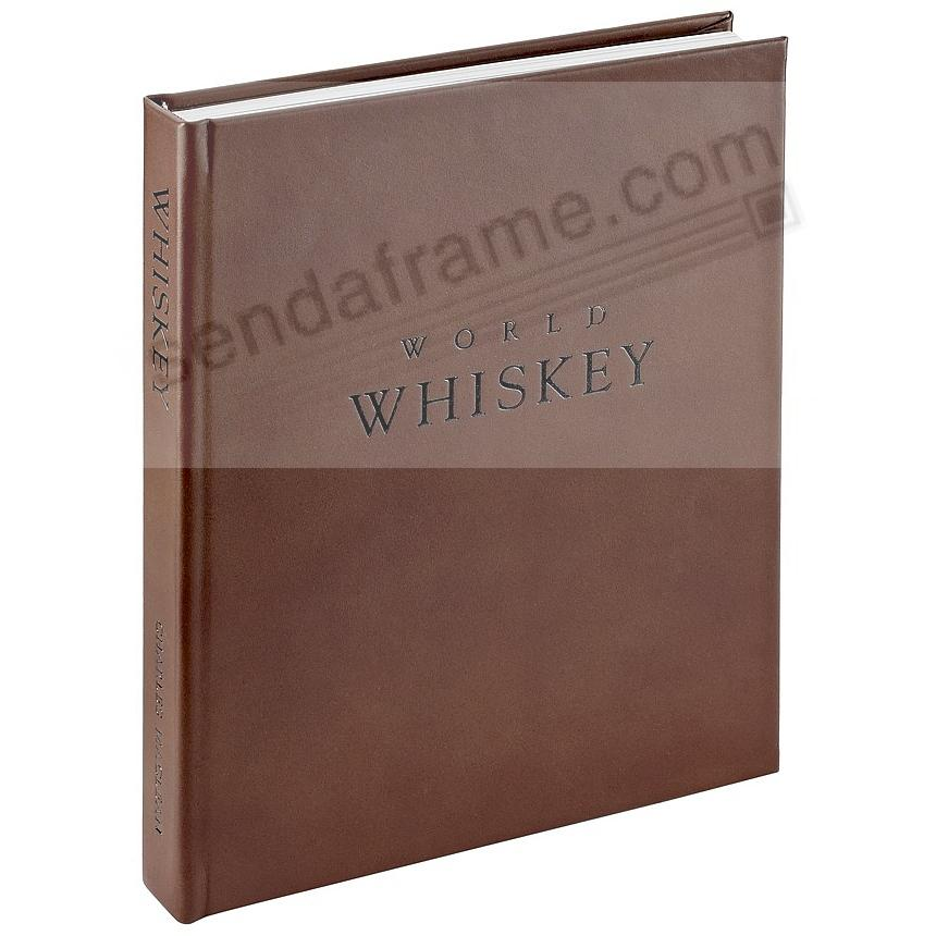 WORLD WHISKEY<br>Special Edition in Fine Leather