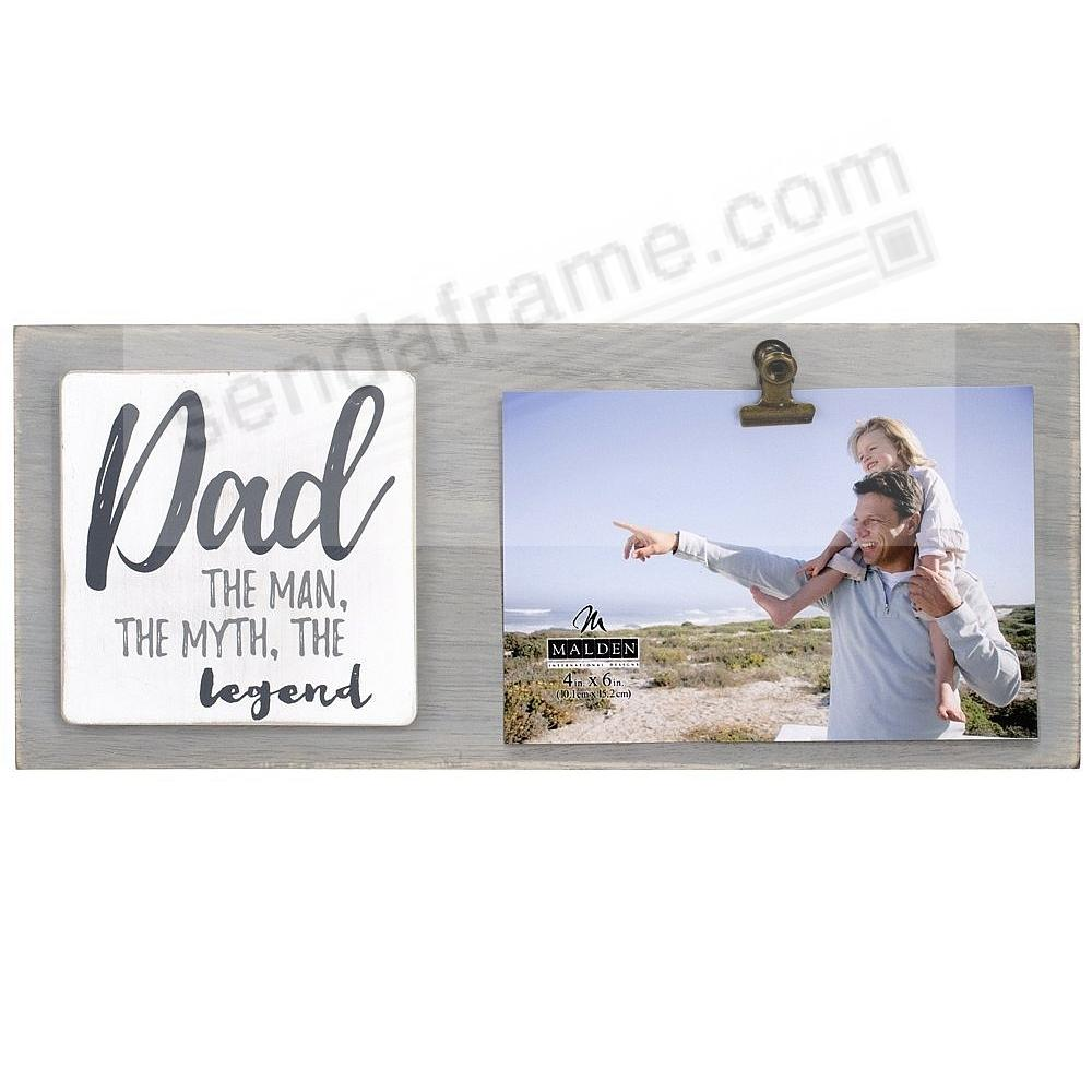 DAD THE MAN... Clip frame by Malden®