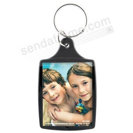 Snap-in frame keychains 1¼x1¾ are perfect for events + promotions by SNAP®