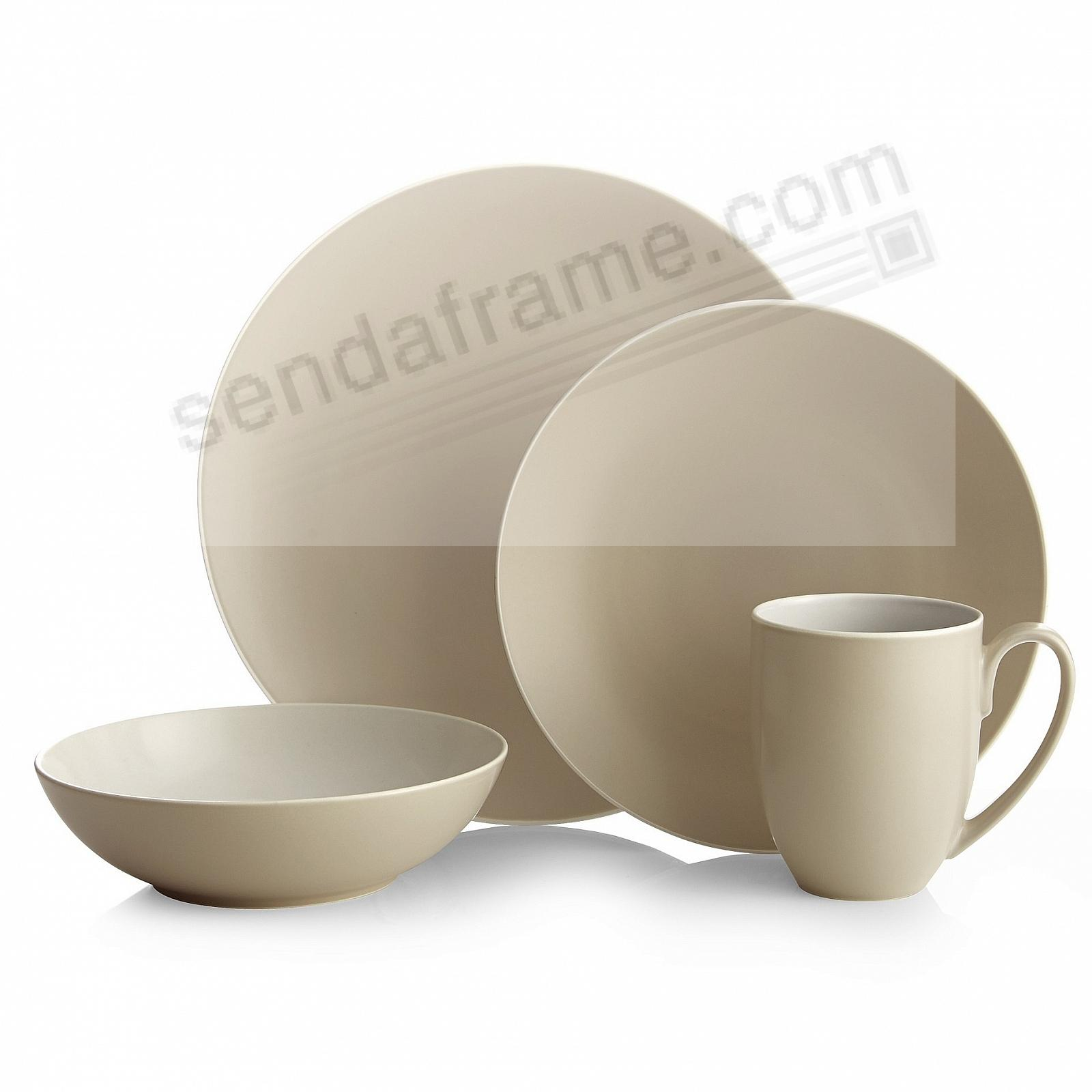 POP 4PC Place Setting SAND by Nambe®