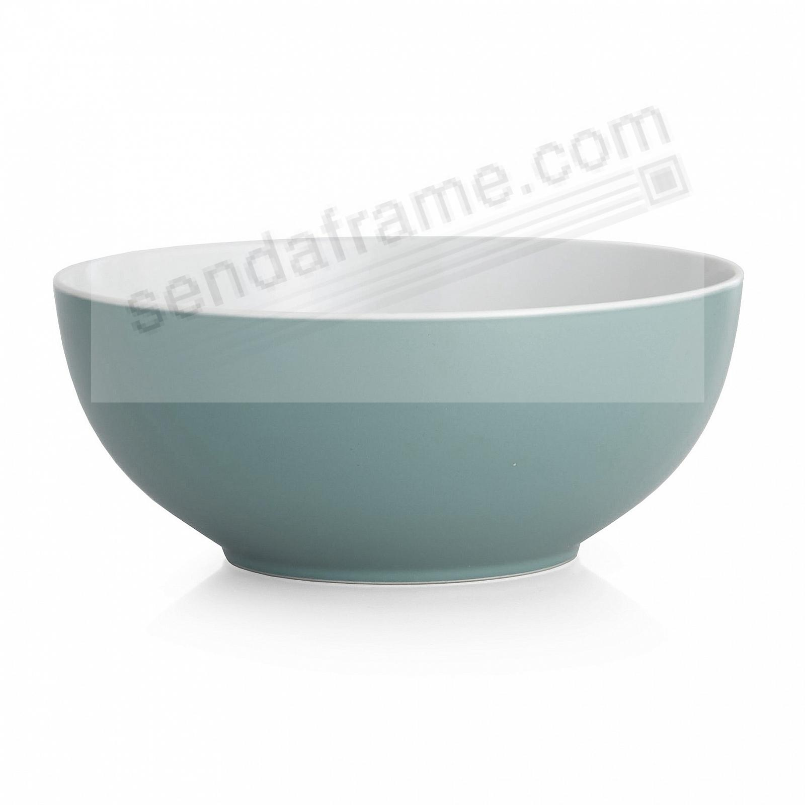 POP DEEP SERVING 9in BOWL OCEAN-BLUE by Nambe®