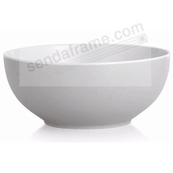 POP SERVING 9-in BOWL CHALK WHITE by Nambe®