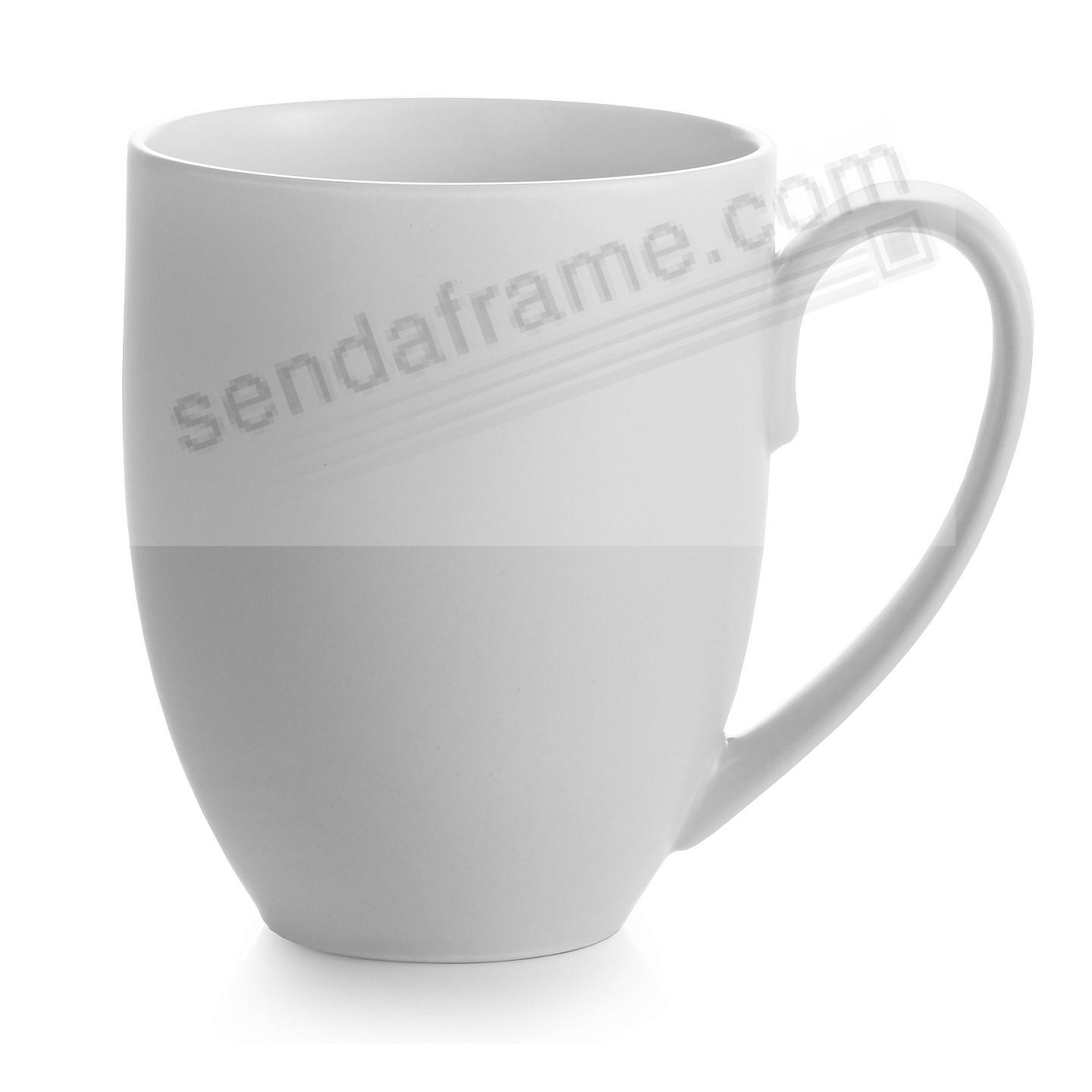 POP MUG CHALK WHITE by Nambe®