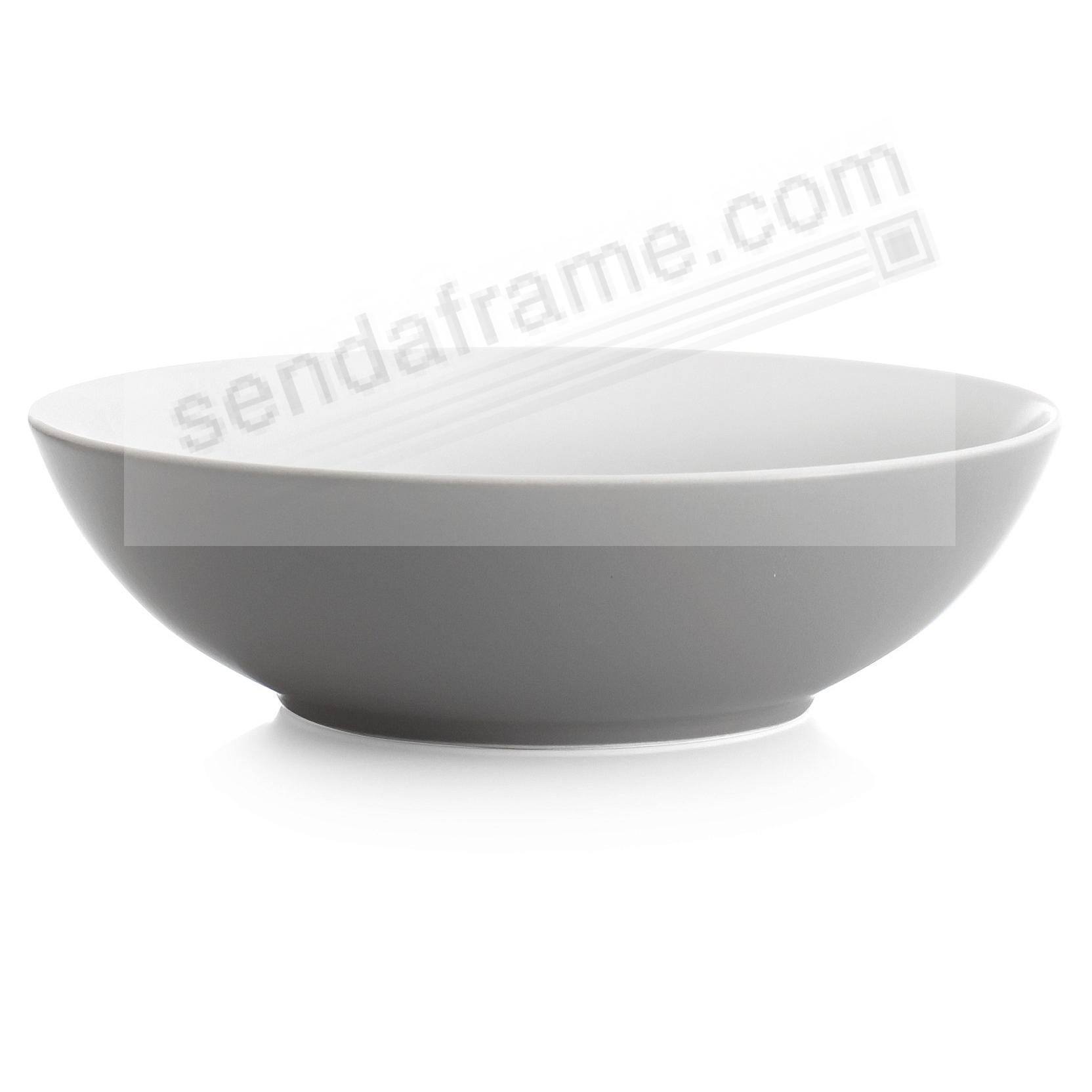 POP SLATE-GREY SOUP/CEREAL BOWL by Nambe®