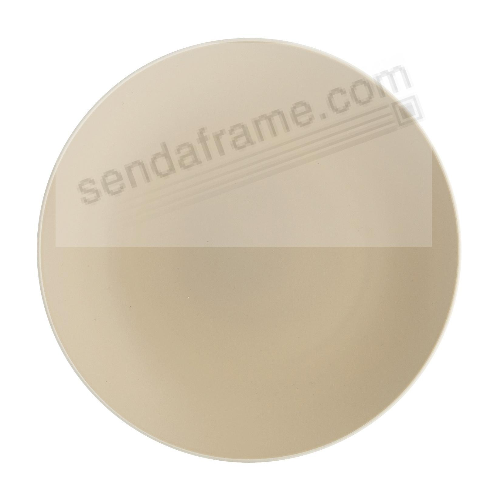 POP SALAD PLATE SAND by Nambe®
