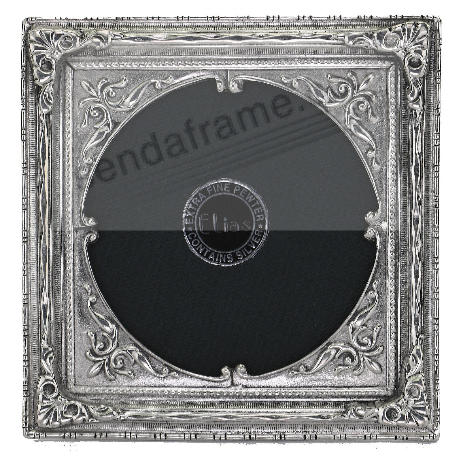 AMERICAN CIRCLE Fine Silvered Pewter by Elias Artmetal®