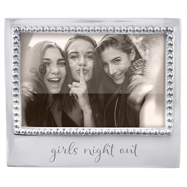 GIRLS NIGHT OUT STATEMENT 6x4 frame by Mariposa® - Beautifully Engraveable!