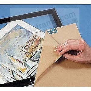 Genuine Non-Glare 16x20 Frame REPLACEMENT Plexi-Lens by Nielsen Bainbridge®