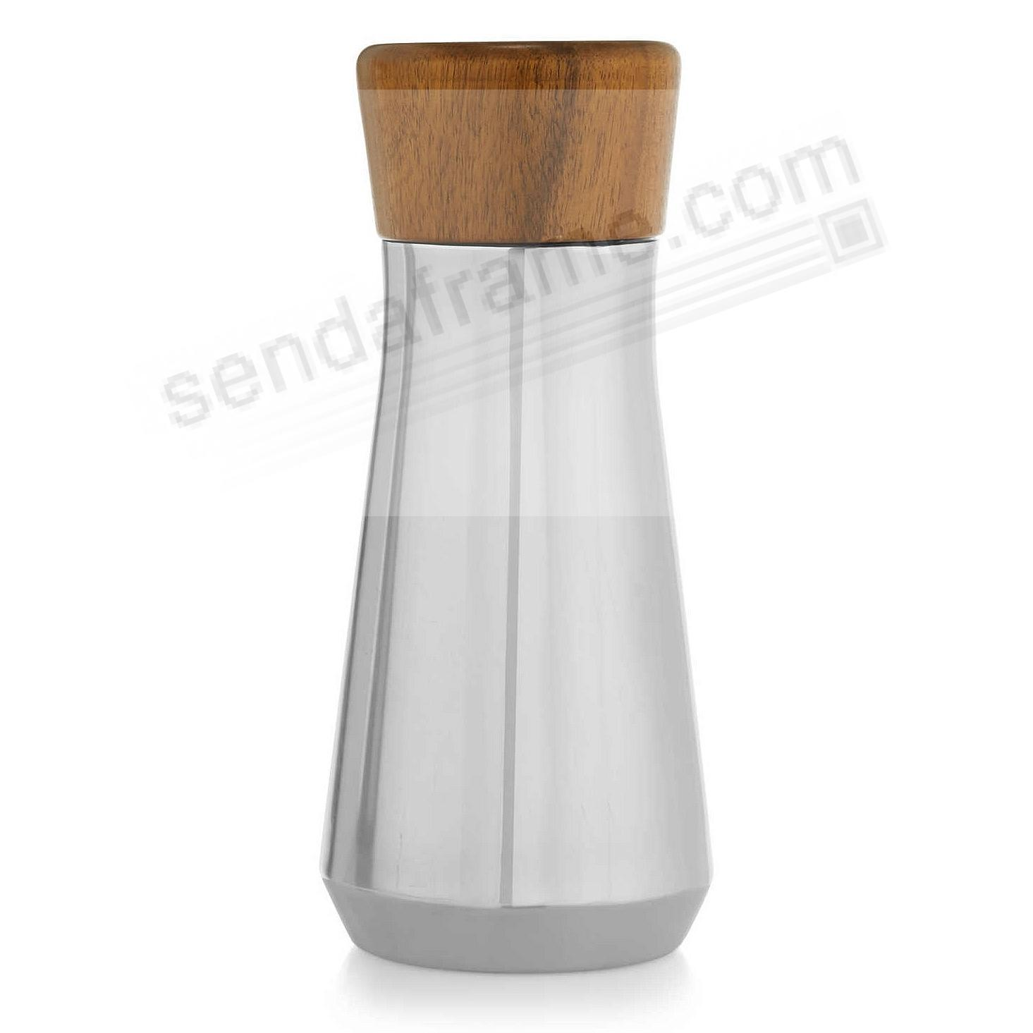 The VIE 9-inch COCKTAIL SHAKER crafted by Nambe®