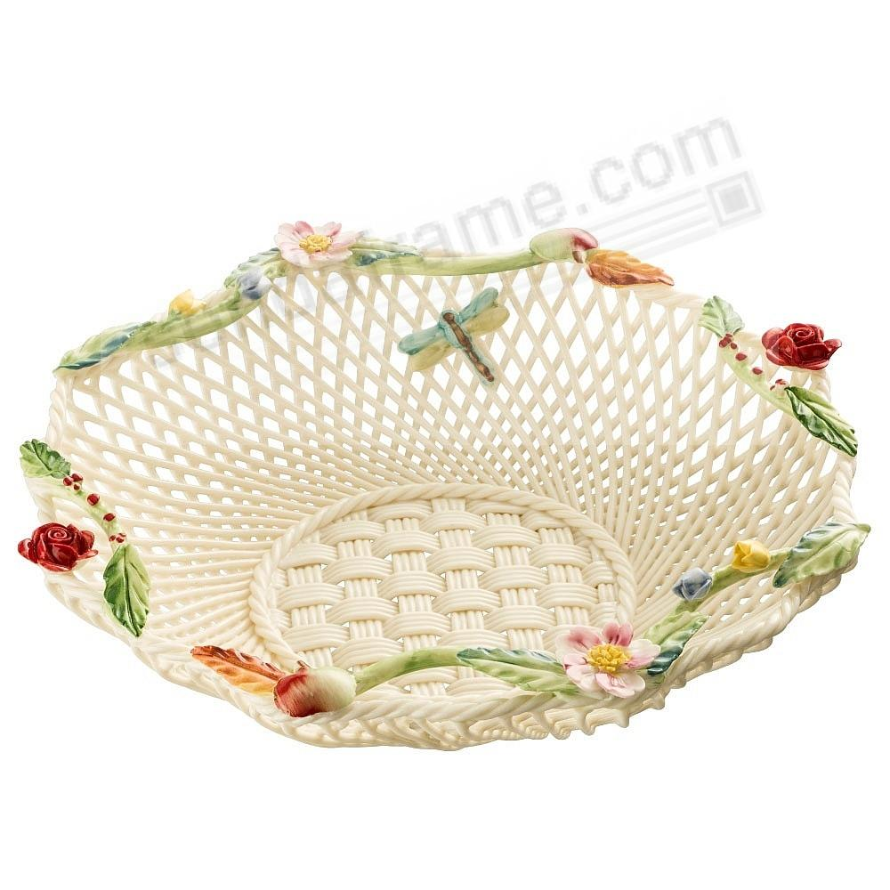 2018 FOUR SEASONS ANNUAL BASKET Irish Porcelain by Belleek®