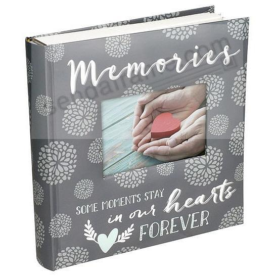 MEMORIES... Album by Malden® holds 160 photos/2-Up Pages