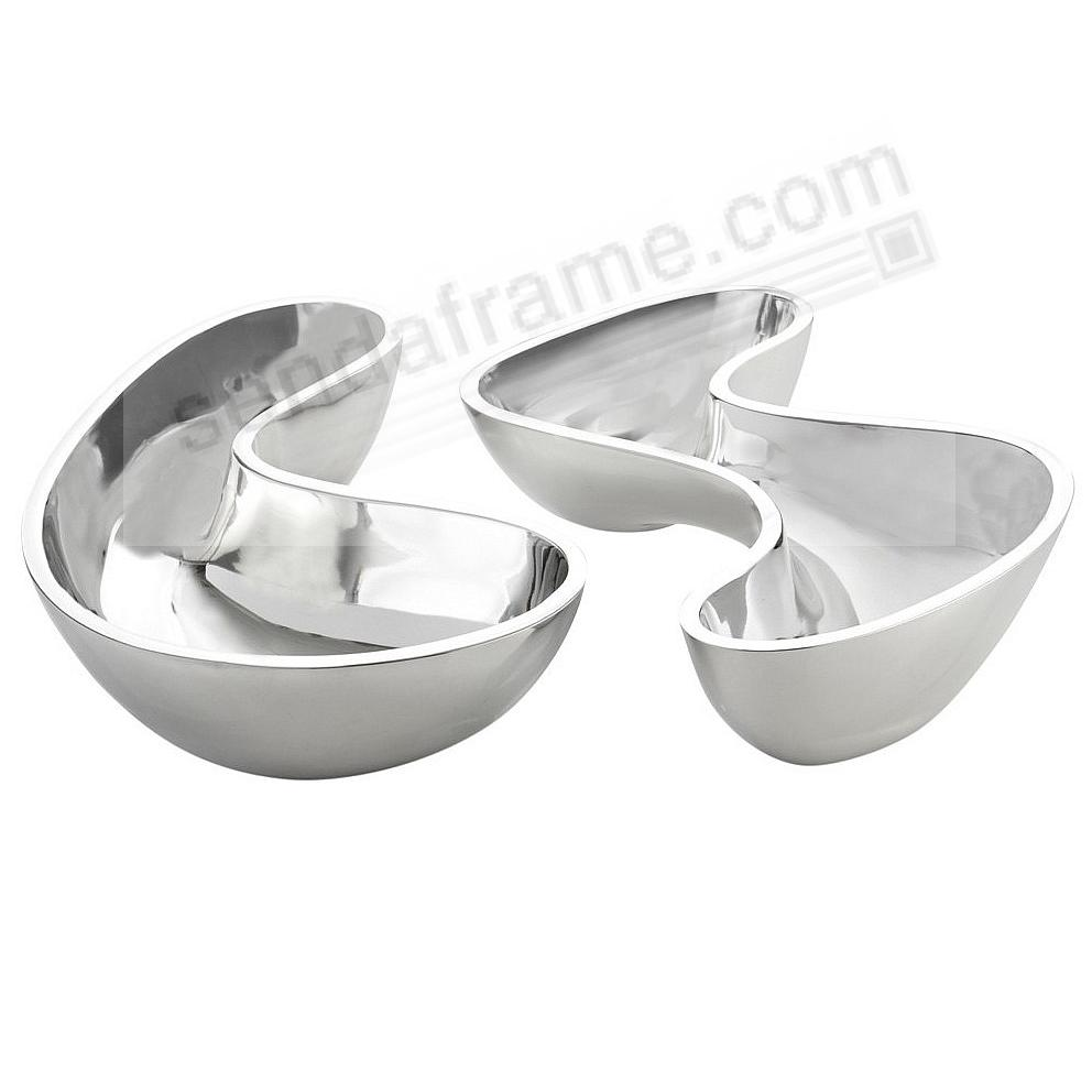 The Original SIXTYFIVE BOWLS (2) by Nambe®