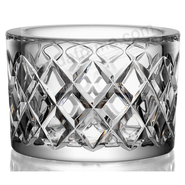The LEGENDS CHECKERED BOWL (small) crafted by Orrefors®