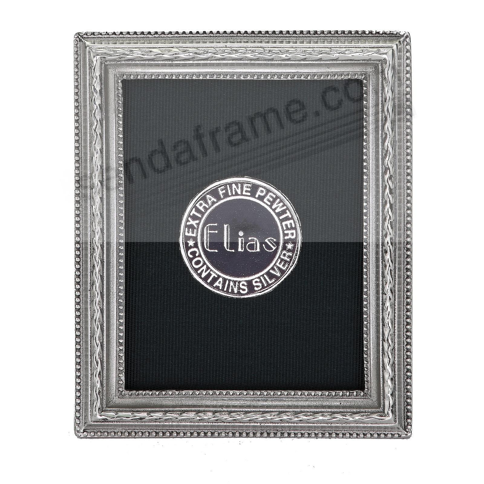 CAPSTONE Fine Silvered Pewter Mini Frame 1-3/4x2-1/8 by Elias Artmetal®