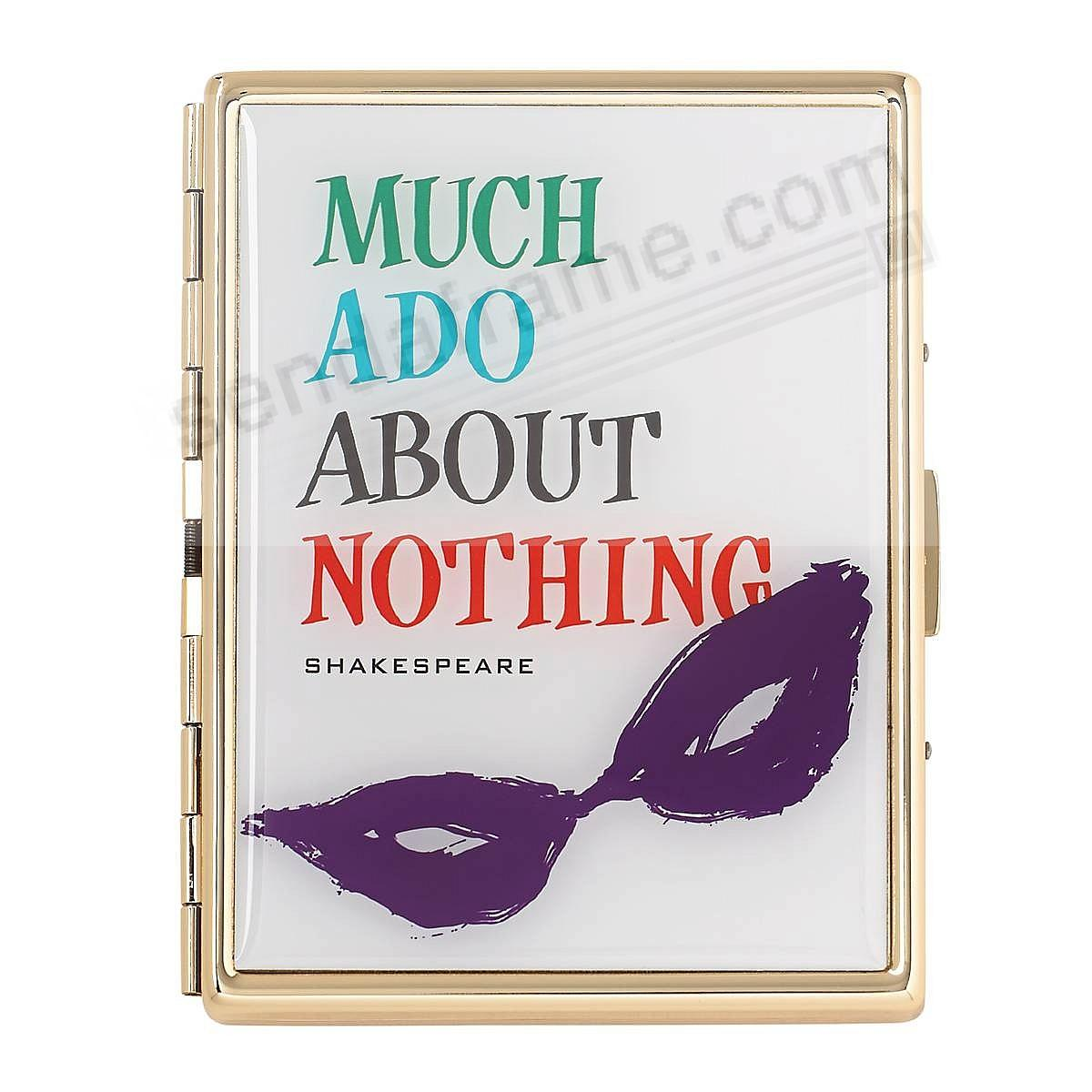 A Way with Words™ MUCH ADO ID Holder by kate spade new york®
