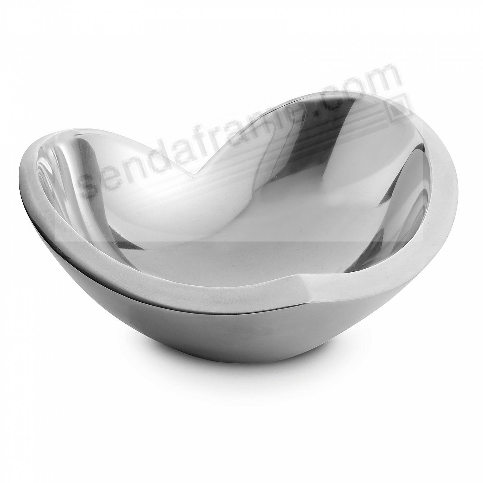 The Original LOVE BOWL 8½-in crafted by Nambe®