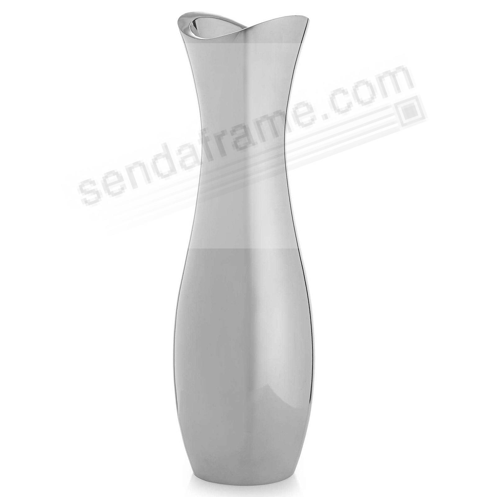 The STRYKER 11-in Vase by Nambe®