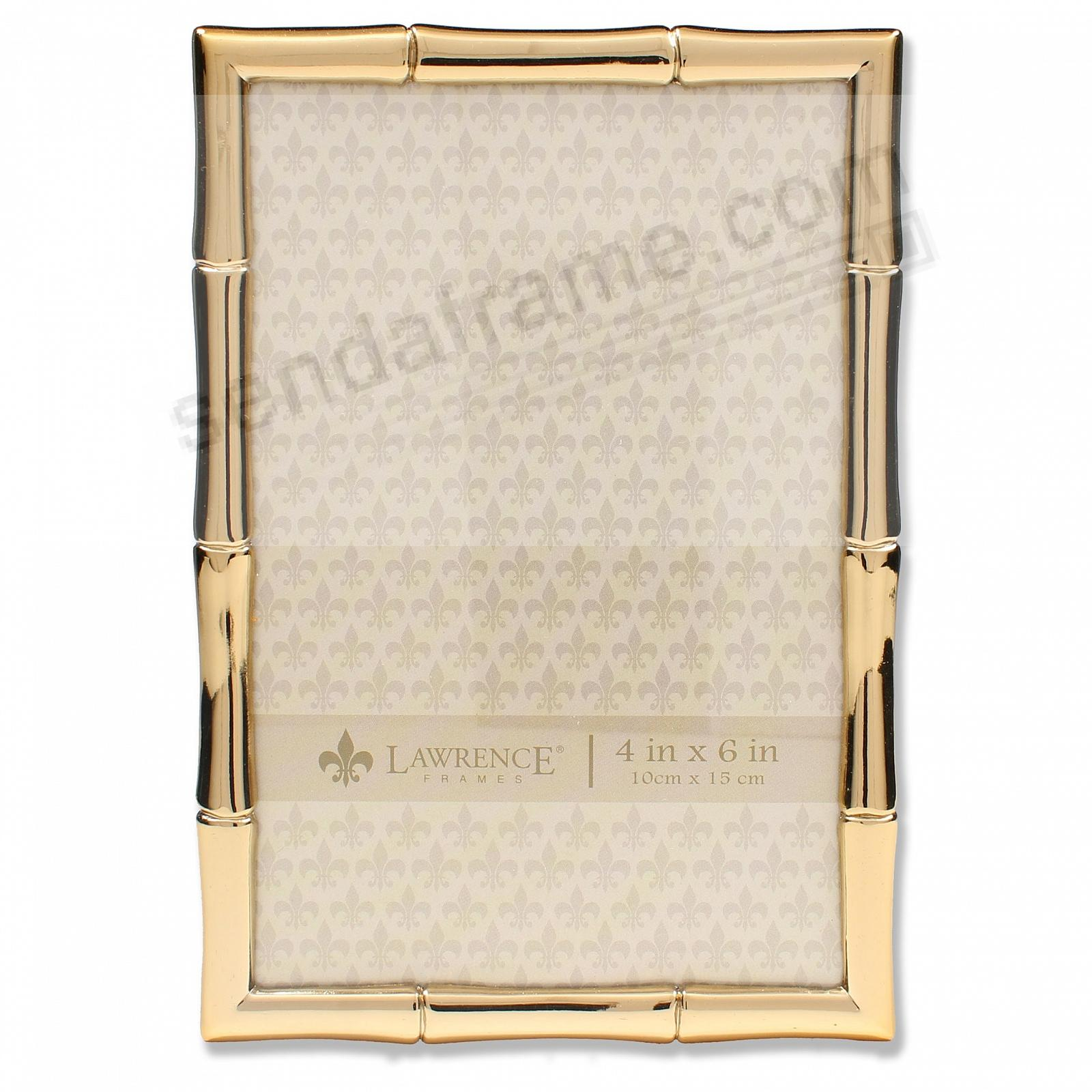 Goldplate BAMBOO 4x6 by Lawrence®
