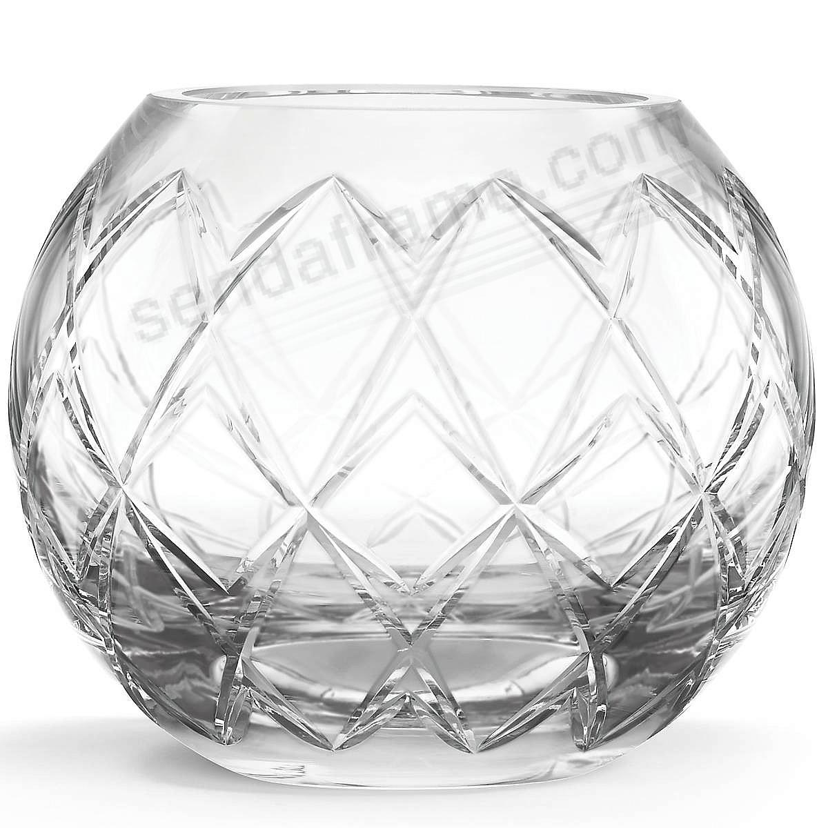 CALHOUN COURT Crystal Rose Bowl 7-in by kate spade new york®