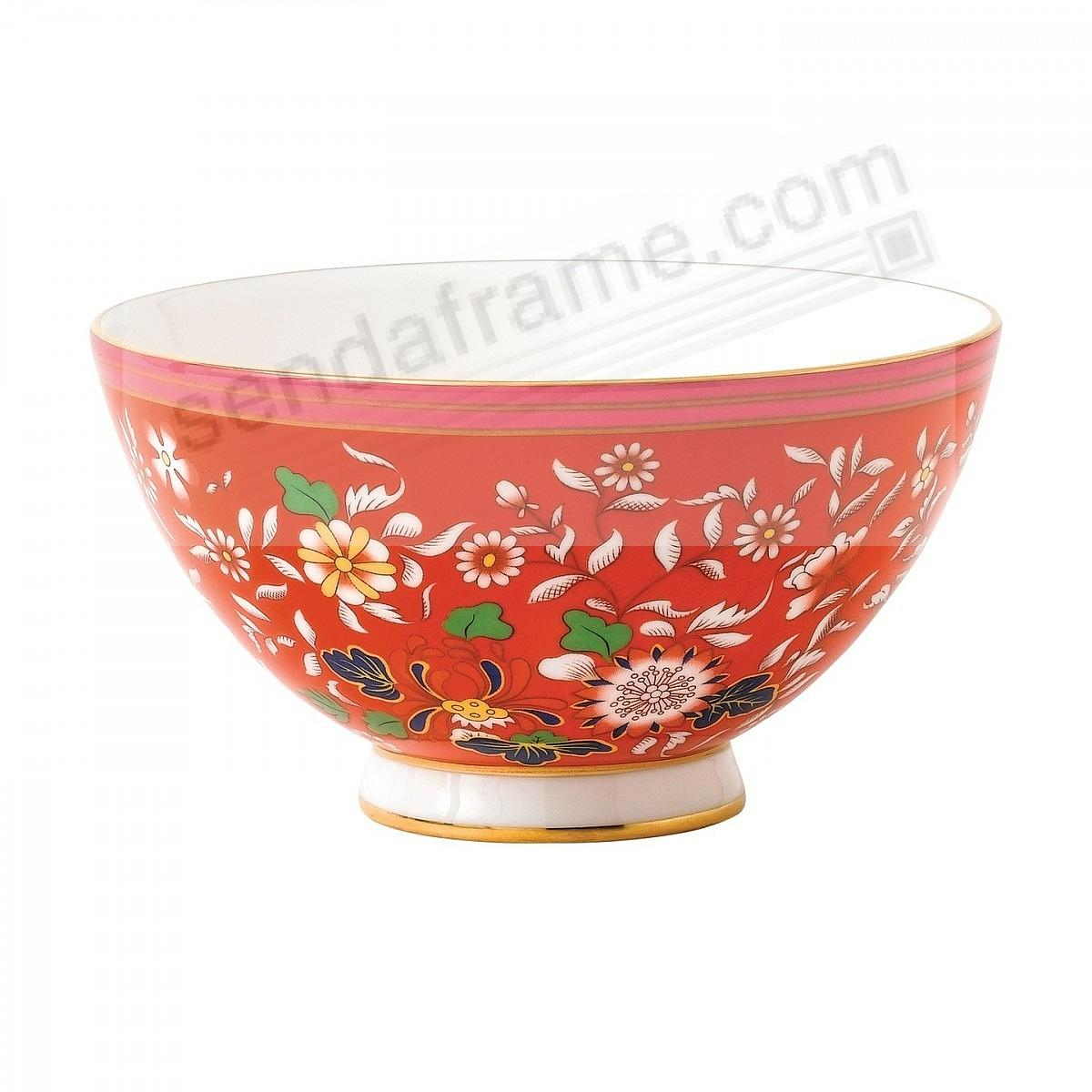 Wonderlust CRIMSON 4-in Bowl by Wedgwood®