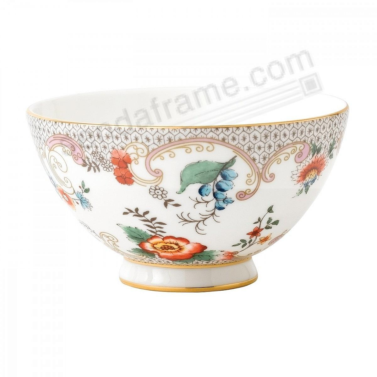 Wonderlust ROCOCO FLOWERS 4-in Bowl by Wedgwood®