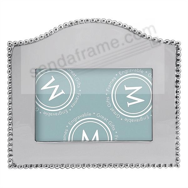 BEADED ARCH 6x4 frame by Mariposa®