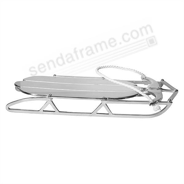 The Totally Original DOUBLE RUNNER SLED SERVER by Mariposa®