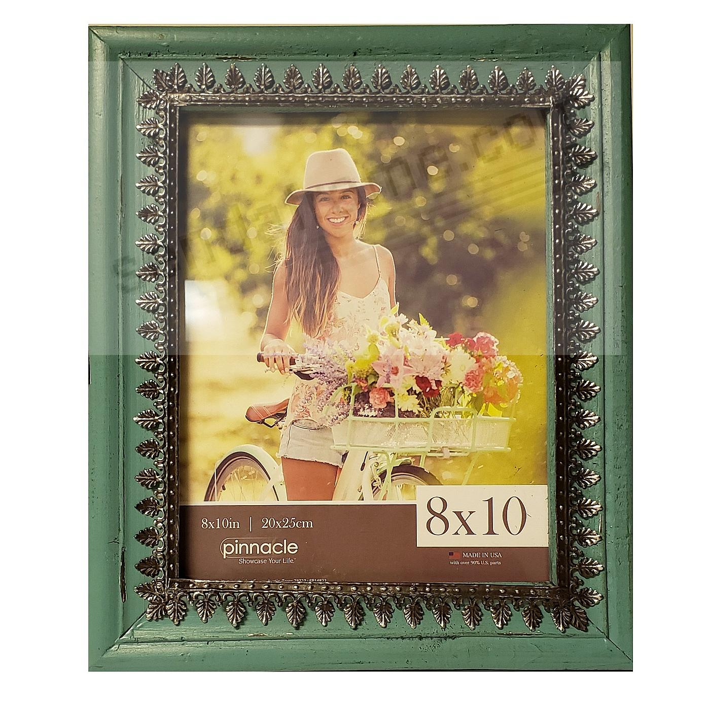 BOHO Turquoise/Black Frame 8x10 by Pinnacle™