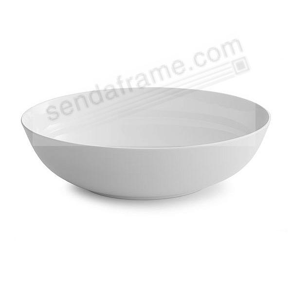 The SKYE SERVING BOWL crafted by Nambe®