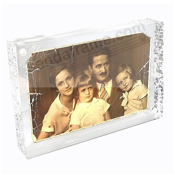 New 'CRYSTAL' MAGNET 4x6 FRAME by Canetti®