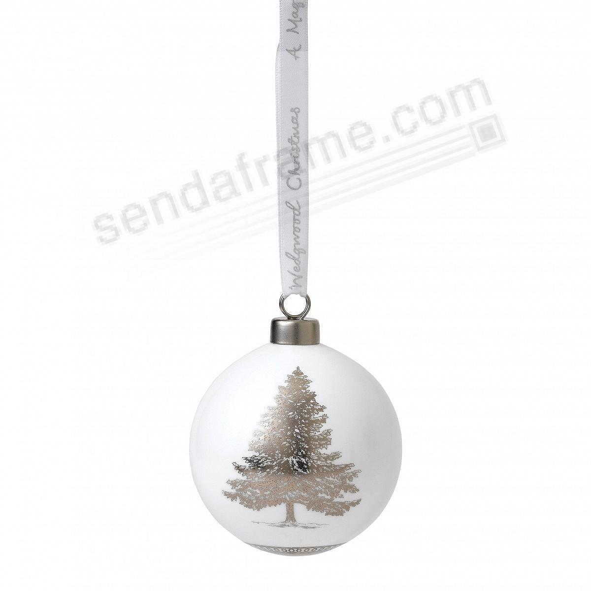 2018 CHRISTMAS TREE Ornament by Wedgwood®